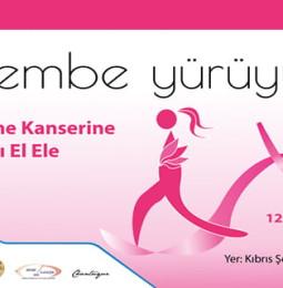 İzmir Meme Kanserine Karşı Pembe Yürüyüş – 12 Ekim 2019