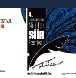 4. Nilüfer Şiir Festivali 2019