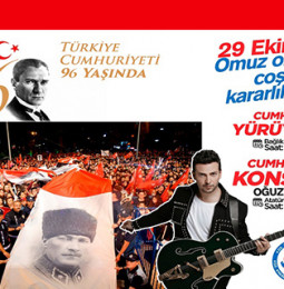 Oğuzhan Koç Zonguldak Ereğli Konseri – 29 Ekim 2019