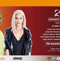 Simge & Ozan Doğulu Alanya Konseri – 29 Ekim 2019