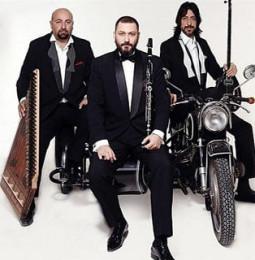 Taksim Trio Bursa Konseri – 14 Ocak 2020