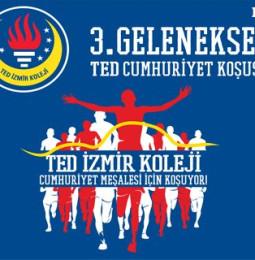 3. Geleneksel TED Cumhuriyet Koşusu – 29 Ekim 2019