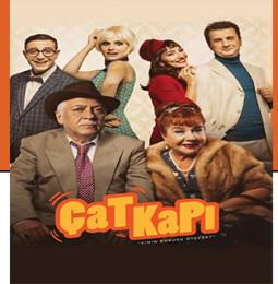 Çat Kapı Tiyatro Oyunu 13 Aralık'ta Gaziemir AKM'de!