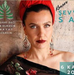Şevval Sam Uşak Konseri (Ücretsiz) – 06/11/2019