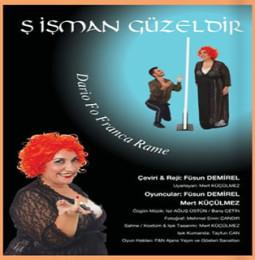 Şişman Güzeldir Tiyatro Oyunu 12 Aralık'ta Karabağlar'da!