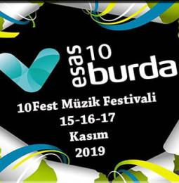 10Burda AVM'de Müzik Festivali Heyecanı!