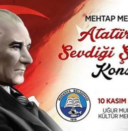 Atatürk'ün Sevdiği Şarkılar Mudanya'da – 10 Kasım 2019
