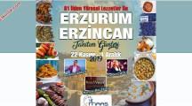Denizli'de Erzurum-Erzincan Tanıtım Günleri Başlıyor