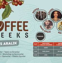 Marmara Forum Kahve Günleri 2019