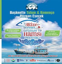 3. Ankara Hamsi Festivali 2020