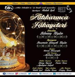 Atlı Karınca Hikayeleri Tiyatro Oyunu 14 Aralık'ta İzmir Sanat'ta!