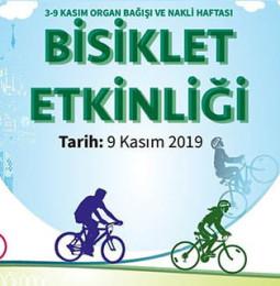 Farkındalık için Bisiklet Etkinliği