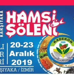 Karşıyaka Hamsi Şöleni // 20 – 23 Aralık 2019