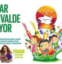 Bursa Endülüs Park AVM'de Çocuk Şenliği Başlıyor