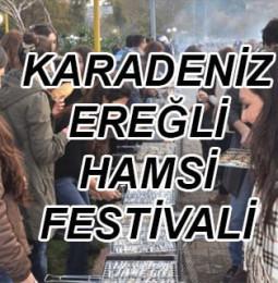 Karadeniz Ereğli Hamsi Festivali – 24 Kasım 2019