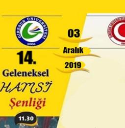 Giresun Üniversitesi Hamsi Şenliği – 3 Aralık 2019