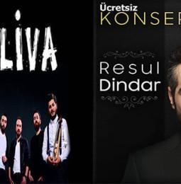 Koliva & Resul Dindar Konseri 24 Kasım'da Zonguldak Ereğli'de!