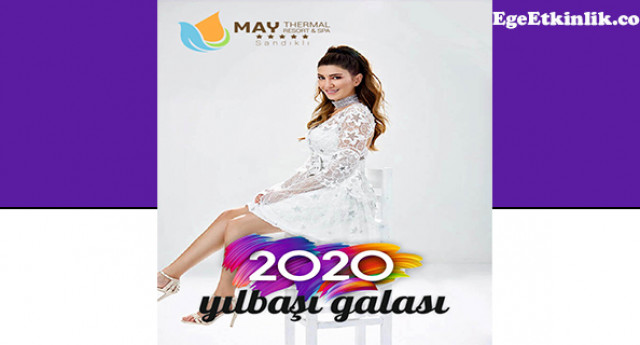 Nadide Sultan May Thermal Sandıklı Yılbaşı Programı 2020