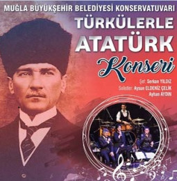 Türkülerle Atatürk Konseri – 05/06 Kasım 2019