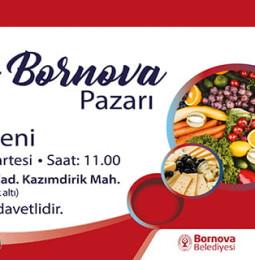 Bornova Özkanlar Yeni Pazar Yeri Nerede ? Yol Tarifi