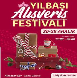 Alsancak Yılbaşı Alışveriş Festivali 2019