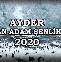 Ayder Kardan Adam Şenlikleri 2020