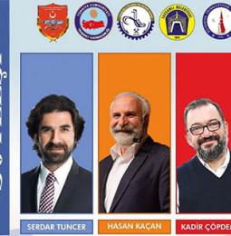 """Kütahya'da """"Biz De Varız Türkiye"""" Buluşmaları"""