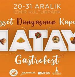 Hatay GastroFest İzmir 2019