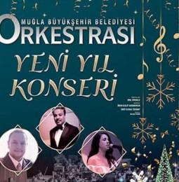 Muğla Orkestrası Yeni Yıl Konseri – 25/26 Aralık 2019
