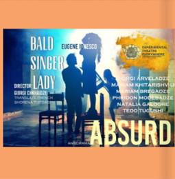 Gürcistan'dan Bald Singer Lady Tiyatro Oyunu 15 Aralık'ta Güzelyalı'da!