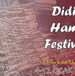 Didim Hamsi Festivali 2020