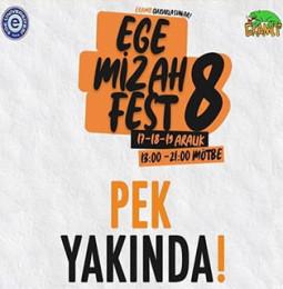Ege Mizah Festivali / 17 – 18 – 19 Aralık 2019