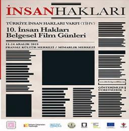 10. İnsan Hakları Belgesel Film Günleri – İzmir 2019