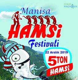 Manisa Hamsi Festivali / 19 – 29 Aralık 2019