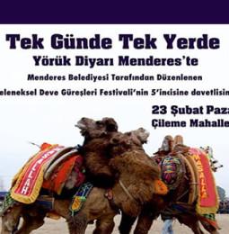 Menderes Deve Güreşleri Festivali 23 Şubat 2020'de!