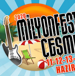 MilyonFest Çeşme 2020 – Fun Beach Club