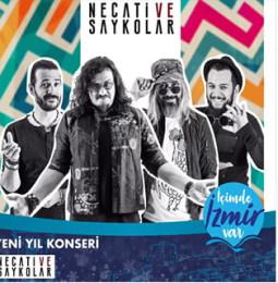 Necati ve Saykolar İzmir Yılbaşı Konseri 2020