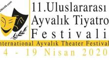 11. Uluslararası Ayvalık Tiyatro Festivali 2020