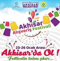 5. Akhisar Alışveriş Festivali 2020