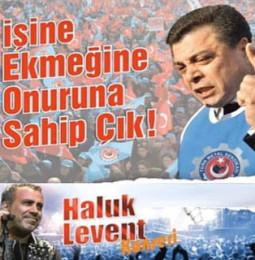 Haluk Levent 19 Ocak'ta Bursa'da!