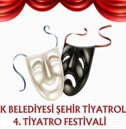 Uşak 4. Şehir Tiyatroları Festivali 2020