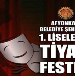 Afyonkarahisar 1. Liseler Arası Tiyatro Festivali 2020