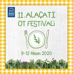 11. Alaçatı Ot Festivali 2020