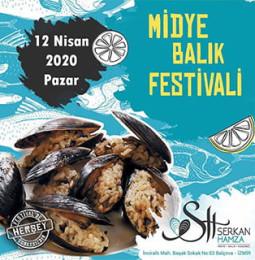 İnciraltı Midye Balık Festivali 2020