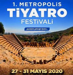 1. Metropolis Tiyatro Festivali 2020