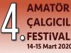 Afyonkarahisar 14. Amatör Çalgıcılar Festivali 2020