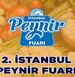 2. İstanbul Peynir Fuarı 2020