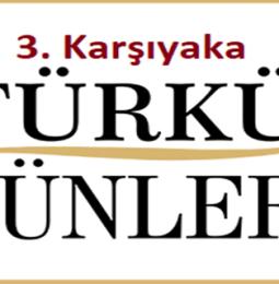 3. Karşıyaka Türkü Günleri Başlıyor