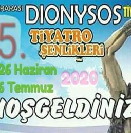 5. Dionysos Tiyatro Şenlikleri 2020