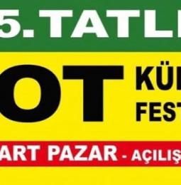 5. Tatlısu Ot Kültür Festivali 2020